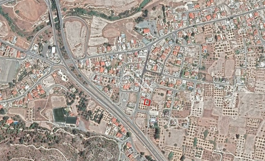 Building Plot For Sale in Aradippou, Larnaca - 1