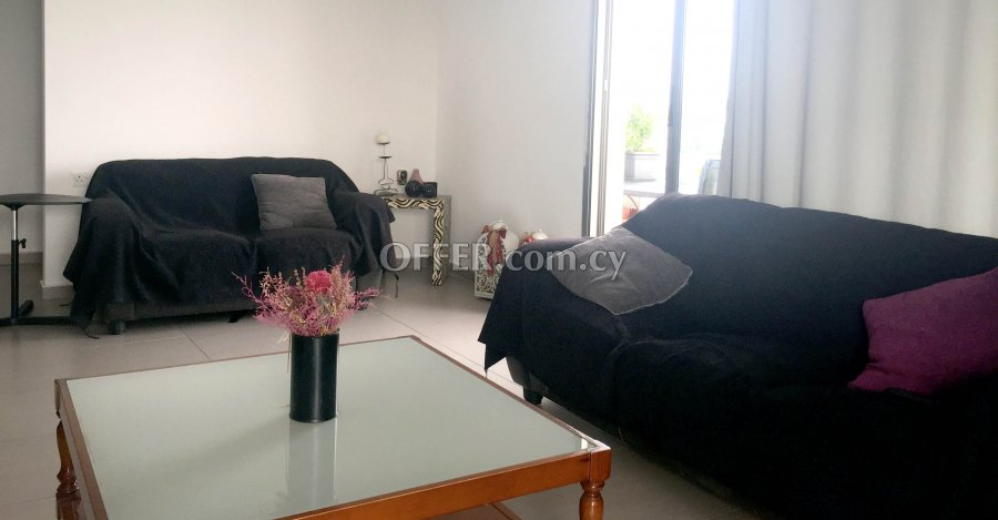 3 Bedrooms Penthouse Flat In Anthoupoli - 1