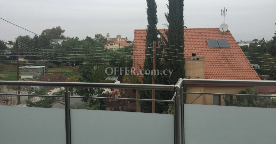 3 Bedrooms Penthouse Flat In Anthoupoli - 4