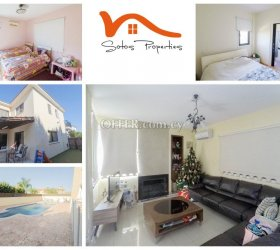 RN SPS 250 / 3 Bedroom house in Oroklini (Larnaca) – For sale