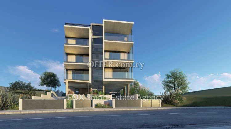 3 Bed  				Apartment 			 For Sale in Agios Athanasios, Limassol - 1