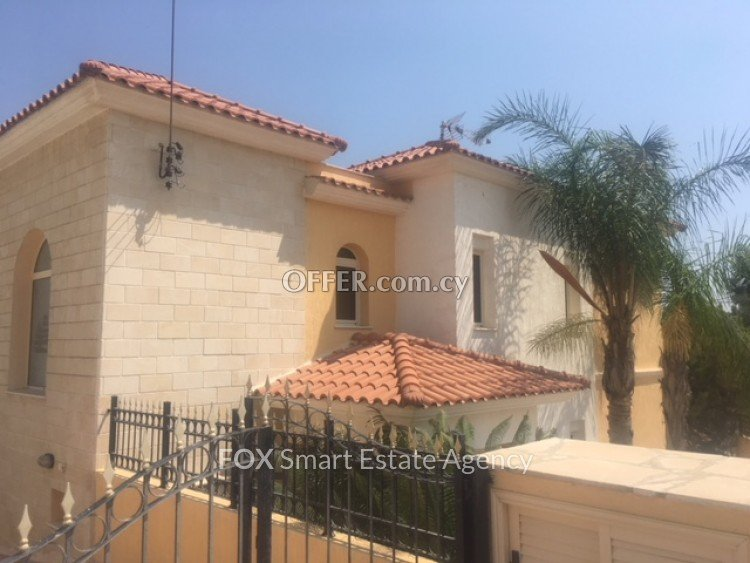 4 Bed  				Detached House 			 For Rent in Agios Tychon, Limassol - 1