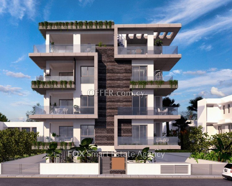 2 Bed  				Apartment 			 For Sale in Neapoli, Limassol - 1