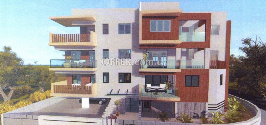 2 Bedrooms Flat In Lakatamia - 2