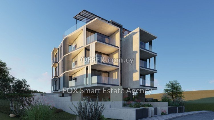 3 Bed  				Apartment 			 For Sale in Agios Athanasios, Limassol - 3