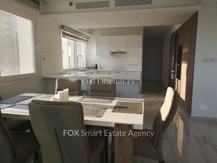 3 Bed  				Whole Floor Apartment  			 For Sale in Amathounta, Limassol - 3