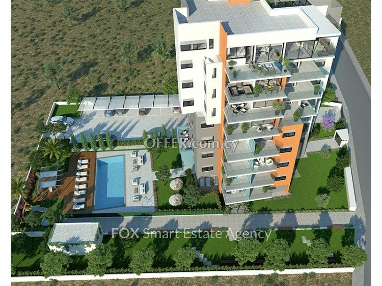 1 Bed  				Apartment 			 For Sale in Potamos Germasogeias, Limassol - 4