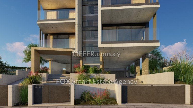 3 Bed  				Apartment 			 For Sale in Agios Athanasios, Limassol - 5