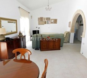 For Sale 3 Bedroom Detached Bungalow in Tremithousa Village - Pafos - Cyprus - 6