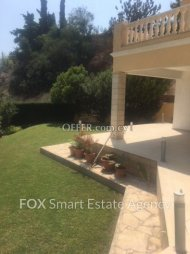 4 Bed  				Detached House 			 For Rent in Agios Tychon, Limassol - 3