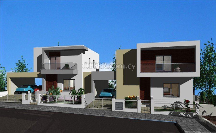 ** BRIGHT NEW HOUSES IN YPSONAS AREA - LIMASSOL ** - 1