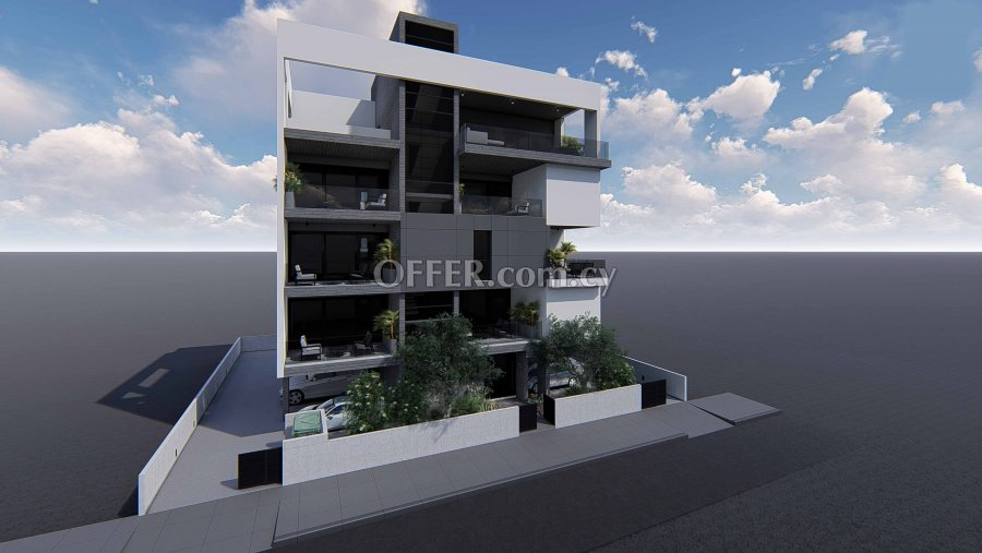 3 Bedrooms Penthouse Flat In Agioi Omologites - 5