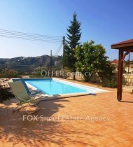 3 Bed  				Detached House 			 For Rent in Pissouri, Limassol