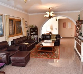 ** 4 BEDROOM VILLA WITH SWIMMING POOL IN APESIA VILLAGE - LIMASSOL ** - 4