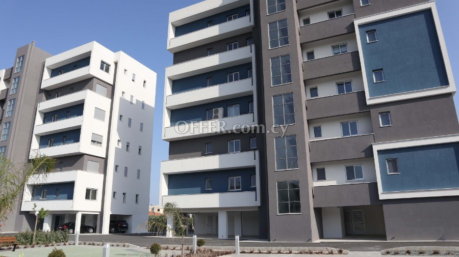 Apartment – 2 bedroom for sale, Agios Tychonas tourist area, Limassol - 1