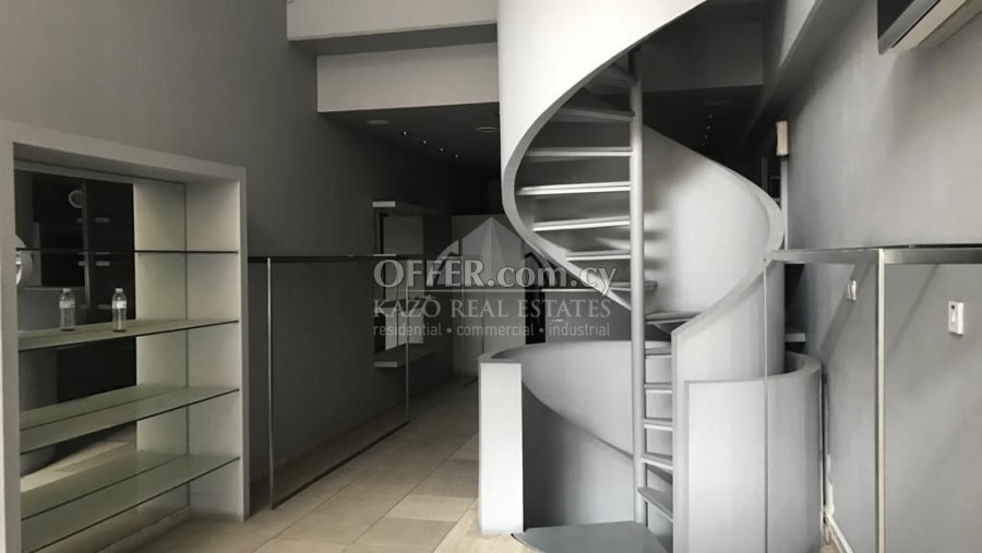 Shop Commercial in Agia Zoni Limassol - 1