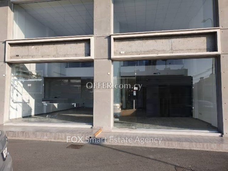 Shop 			 For Rent in Apostolos Andreas, Limassol - 2
