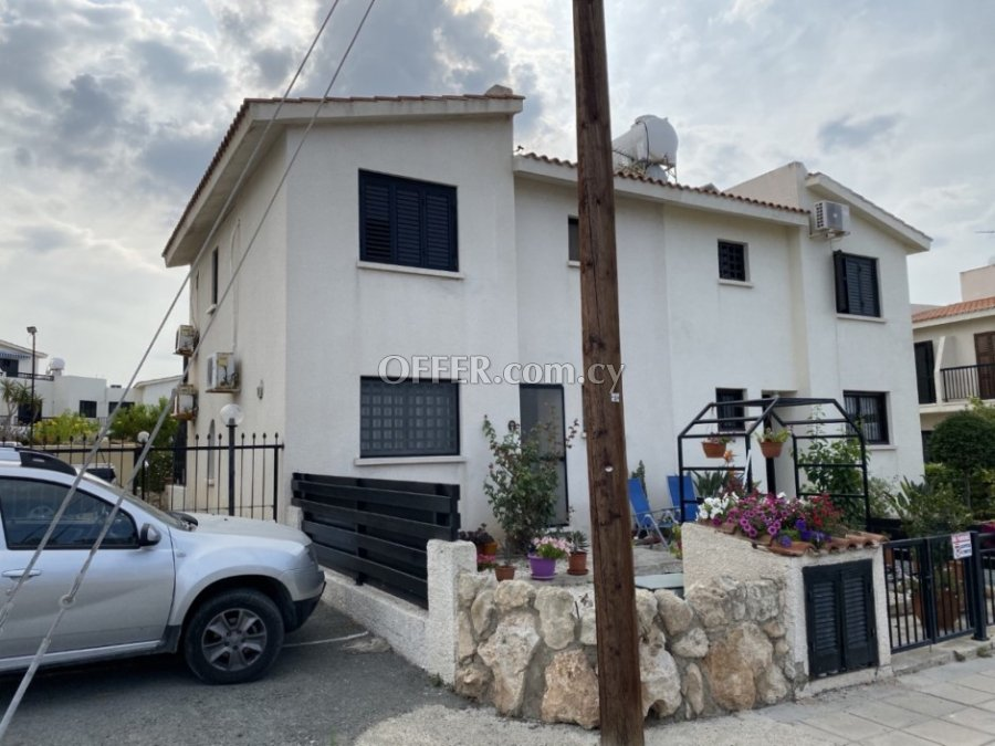 3 bedroom Town House house for sale in Kato Paphos - 1