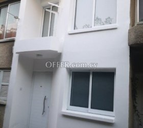 ** 1 BEDROOM MAISONETTE FOR SALE IN GERMASOGIA TOURIST AREA **