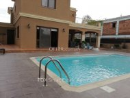 4 Bed  				Detached House 			 For Rent in Ypsonas, Limassol