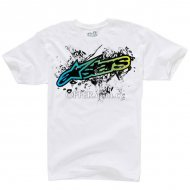 Alpinestars Waterlogged Classic TShirt   White