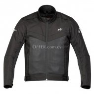 Alpinestars Radon Air Jacket   Black