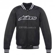 Alpinestars Furies Air Jacket  Black White