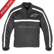 Alpinestars TBreeze AirFlow Jacket   Black