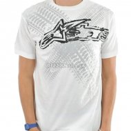 Alpinestars Tire TShirt   White