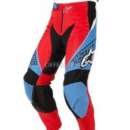 Alpinestars Racer Pants     Red  Blue  White