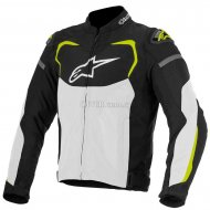 Alpinestars TGP R Air Jacket   Black Yellow