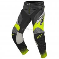 ALPINESTARS RACER PANTS  GREY Yellow