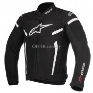 ALPINESTARS TGP PLUS R V2 JACKET BlackGREY