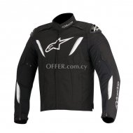 Alpinestars TGP R Waterproof Jacket   Black   White