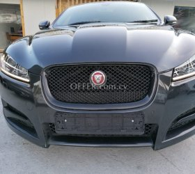 2014 Jaguar XF 2.0L Diesel Automatic Sedan