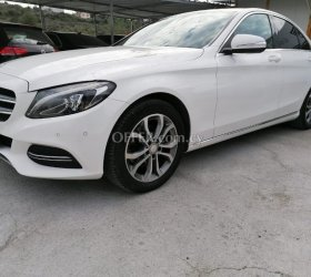 2015 Mercedes C220d 2.1L Diesel Automatic Sedan
