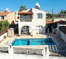 For Rent 3 Bedroom Villa in Tsada - Paphos, Cyprus
