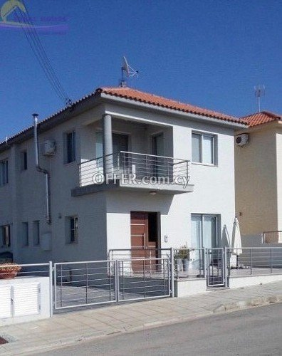 3 BEDROOM HOUSE / VILLA IN ERIMI, LIMASSOL - 1