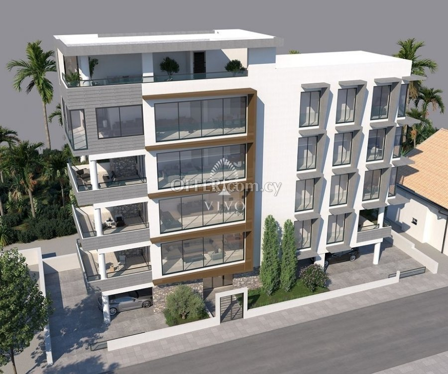WHOLE TOP FLOOR 3 BEDROOM APARTMENT IN LIMASSOL CITY CENTER - 3