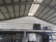 Warehouse 			 For Rent in Ypsonas, Limassol - 1