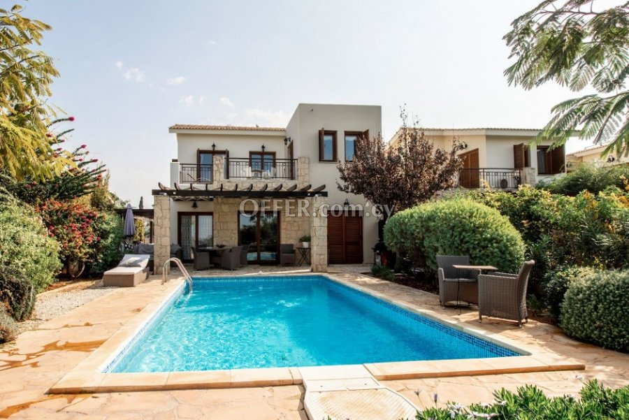 3 bedroom junior villa for sale in Aphrodite Hills - 1