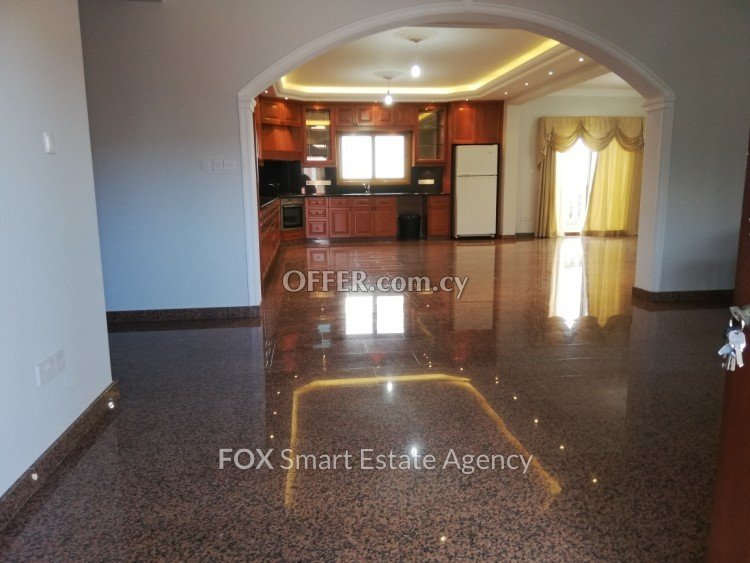 3 Bed  				Detached House 			 For Rent in Apesia, Limassol - 3