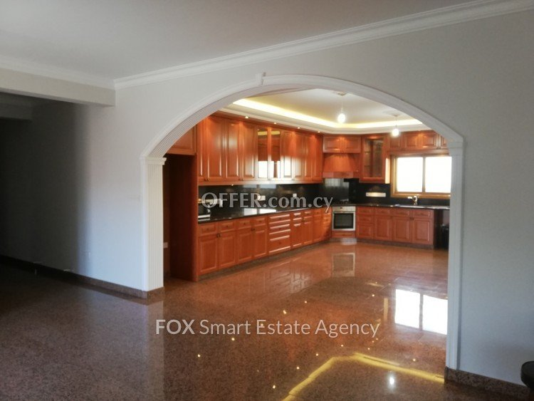3 Bed  				Detached House 			 For Rent in Apesia, Limassol - 4