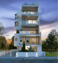 4-bedroom Apartment 104 sqm in Larnaca (Town), Larnaca