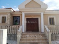 3 Bed  				Detached House 			 For Rent in Apesia, Limassol - 1