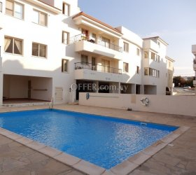 Spacious 1-bedroom apartment in Emba, Paphos