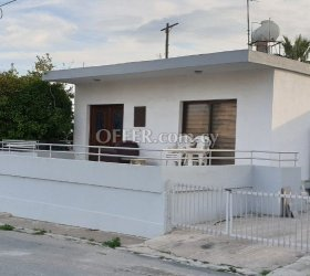 ** DETACHED HOUSE FOR SALE IN AGIOS ATHANASIOS AREA - LIMASSOL **