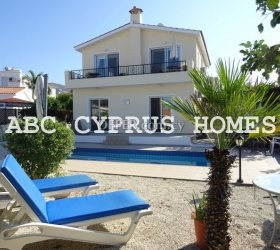 Villa in Tala, Paphos, sea& mountains views-ABC CYPRUS HOMES