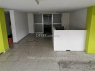 Shop 			 For Rent in Agia Zoni, Limassol