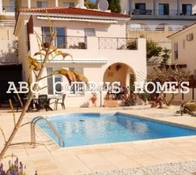Seaview villa in Peyia-Paphos- ABC CYPRUS HOMES